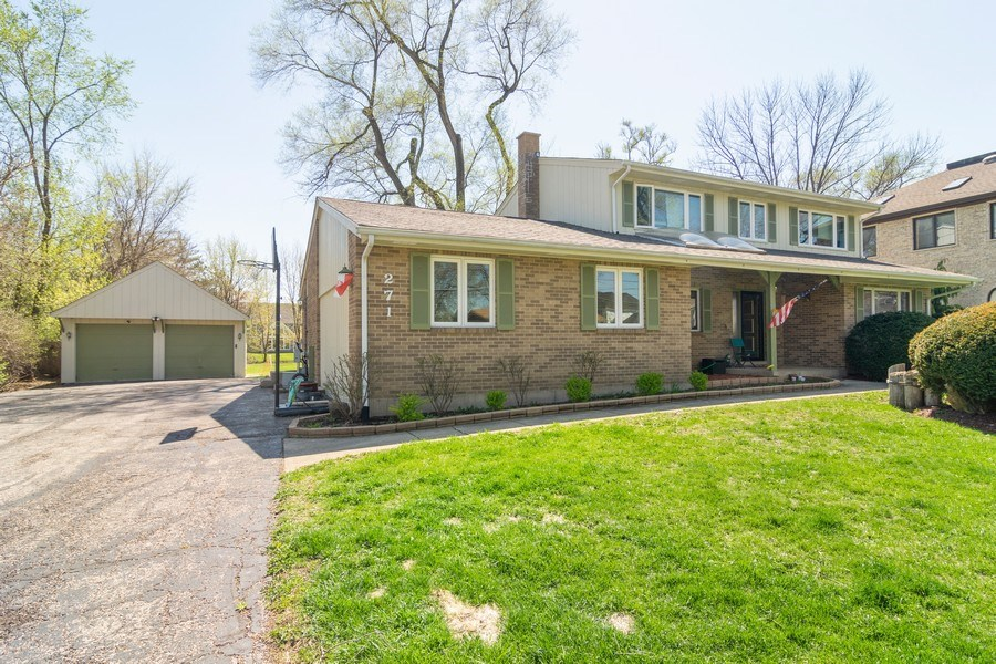 Real Estate Photography - 271 W. Michigan Avenue, Palatine, IL, 60067 - Side View