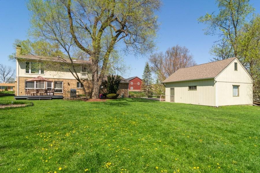 Real Estate Photography - 271 W. Michigan Avenue, Palatine, IL, 60067 - Rear View