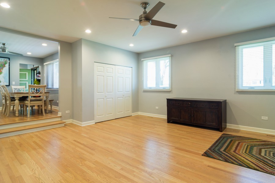 Real Estate Photography - 271 W. Michigan Avenue, Palatine, IL, 60067 - Living Room / Dining Room