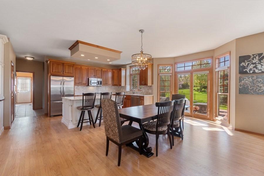 Real Estate Photography - 630 Ekman Drive, Batavia, IL, 60510 - Kitchen