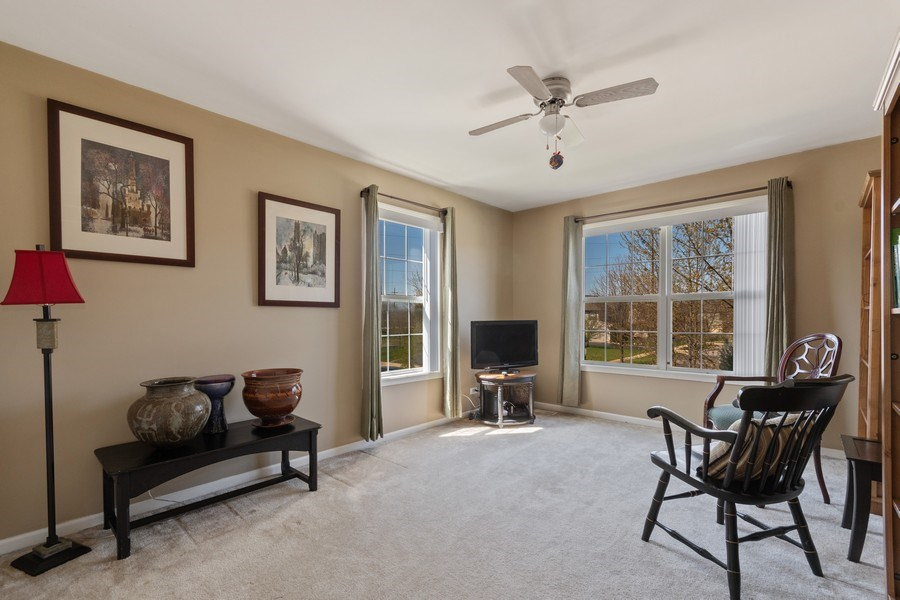 Real Estate Photography - 1407 Blume Drive, Elgin, IL, 60124 - 2nd Bedroom