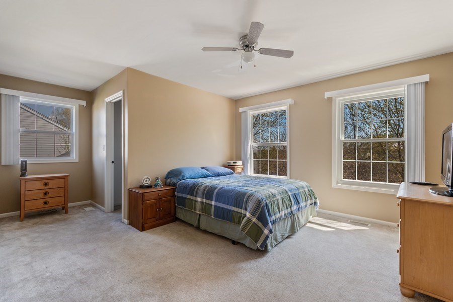 Real Estate Photography - 1407 Blume Drive, Elgin, IL, 60124 - 3rd Bedroom