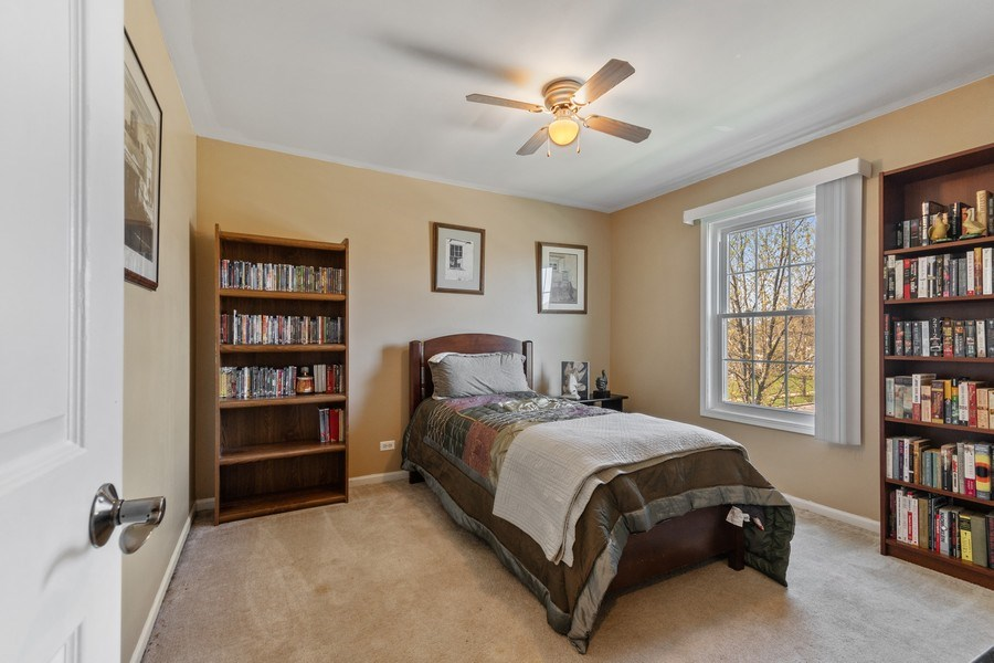 Real Estate Photography - 1407 Blume Drive, Elgin, IL, 60124 - 5th Bedroom