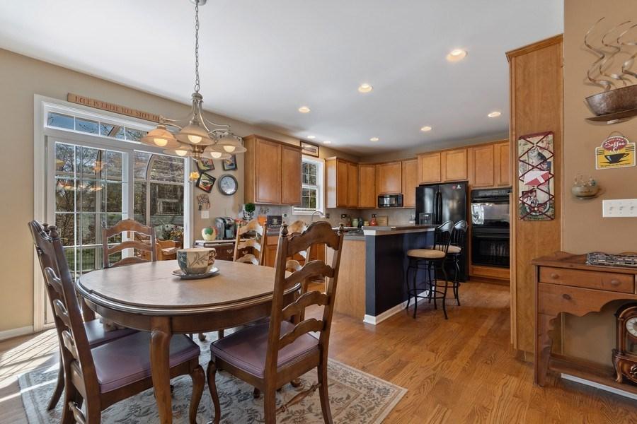 Real Estate Photography - 1407 Blume Drive, Elgin, IL, 60124 - Kitchen