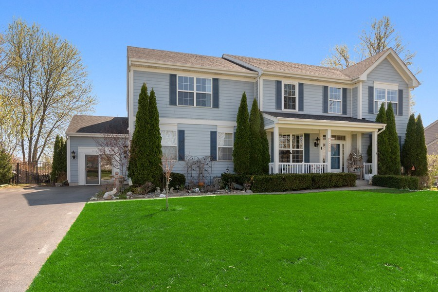 Real Estate Photography - 1407 Blume Drive, Elgin, IL, 60124 - Front View