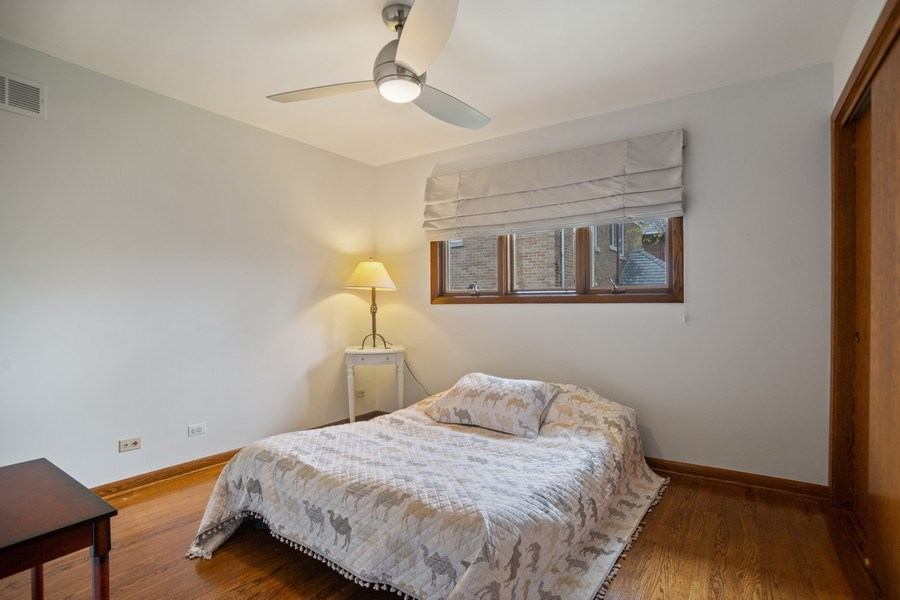 Real Estate Photography - 112 Wisner Street, Park Ridge, IL, 60068 - 3rd Bedroom