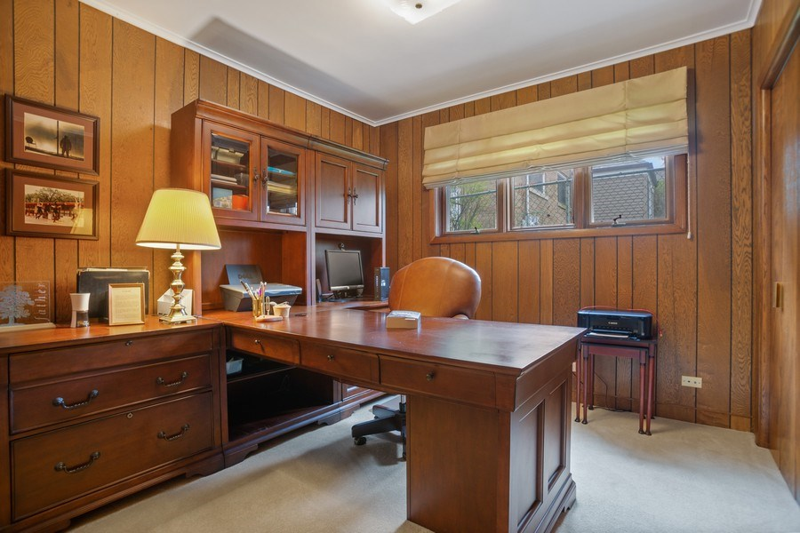 Real Estate Photography - 112 Wisner Street, Park Ridge, IL, 60068 - 4th Bedroom / Office
