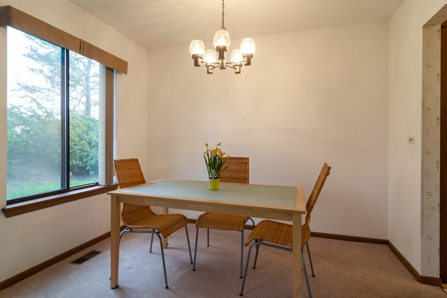 Real Estate Photography - 318 E. Forest Knoll Drive, Palatine, IL, 60074 - Dining Room