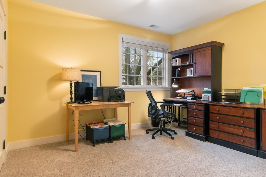 Real Estate Photography - 3206 Park Place, Evanston, IL, 60201 - 4th Bedroom