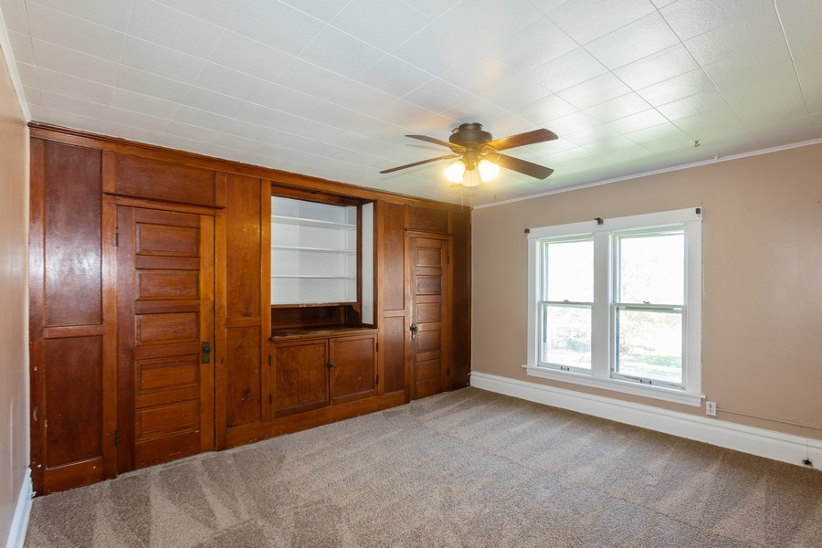 Real Estate Photography - 3551 213th Place, Matteson, IL, 60443 - 5th Bedroom