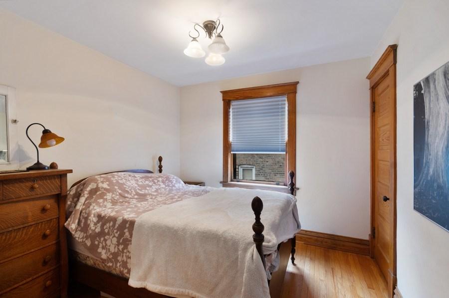 Real Estate Photography - 839 S. Taylor Avenue, Oak Park, IL, 60304 - 2nd Bedroom