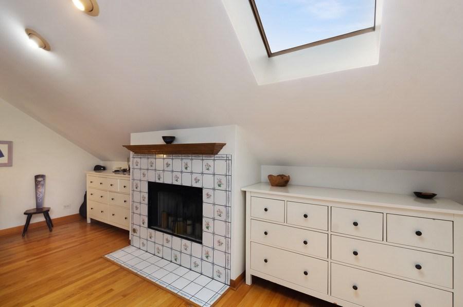 Real Estate Photography - 839 S. Taylor Avenue, Oak Park, IL, 60304 - Master Bedroom