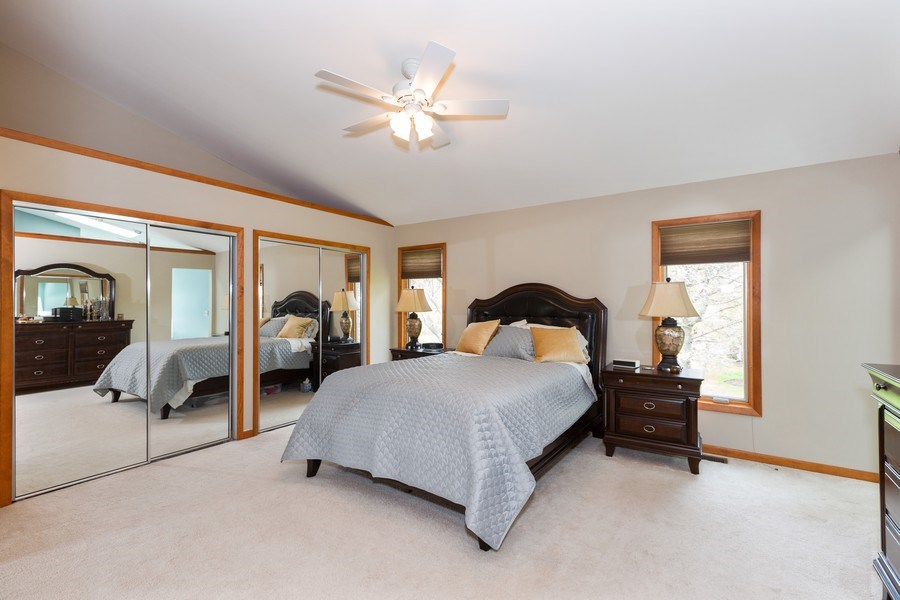 Real Estate Photography - 37W261 Heritage Drive, Batavia, IL, 60510 - Master Bedroom