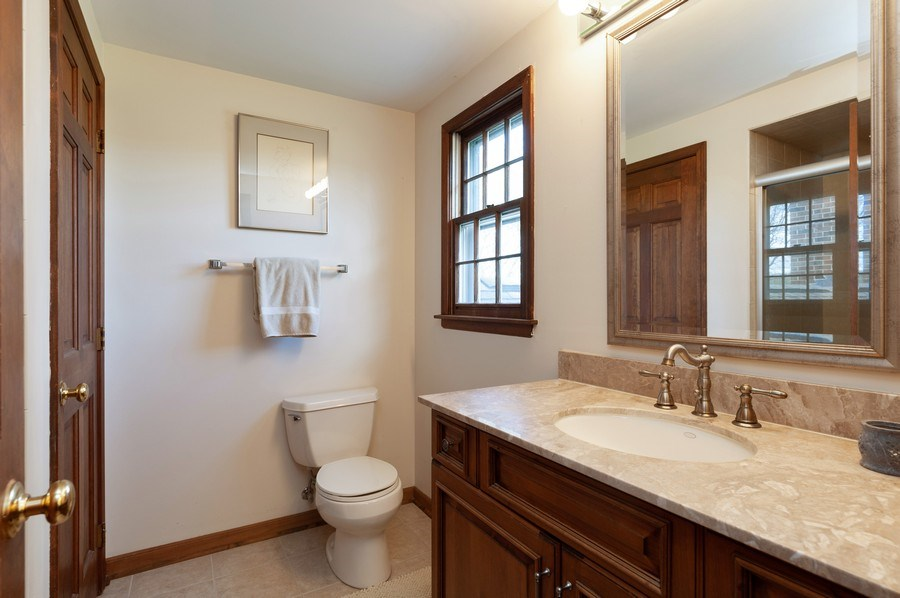 Real Estate Photography - 223 Deepwood Court, Barrington Hills, IL, 60010 - Master Bathroom