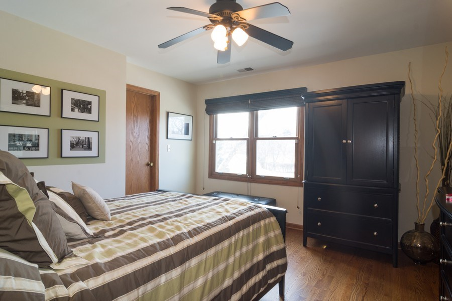 Real Estate Photography - 465 Thistle Lane, Lake Zurich, IL, 60047 - 2nd Bedroom