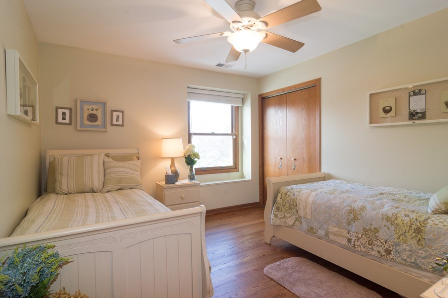 Real Estate Photography - 465 Thistle Lane, Lake Zurich, IL, 60047 - 3rd Bedroom