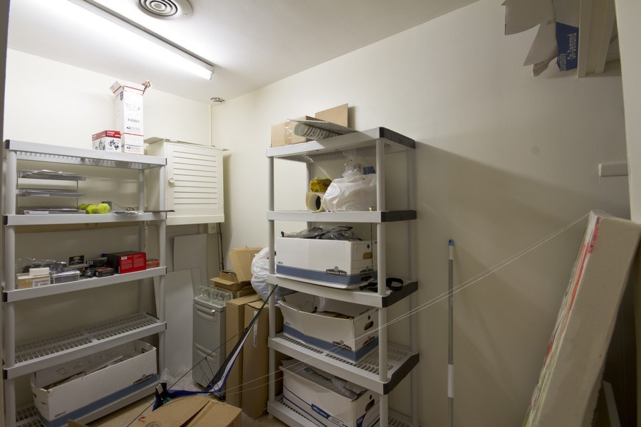 Real Estate Photography - 4250 N Marine, 229B, Chicago, IL, 60613 - Master Bedroom Closet