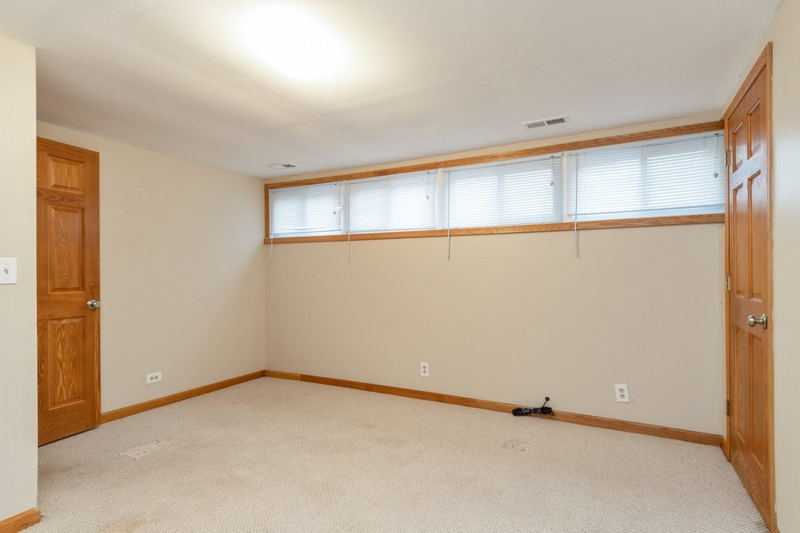 Real Estate Photography - 32W526 Forest Drive, Aurora, IL, 60502 - 2nd Bedroom