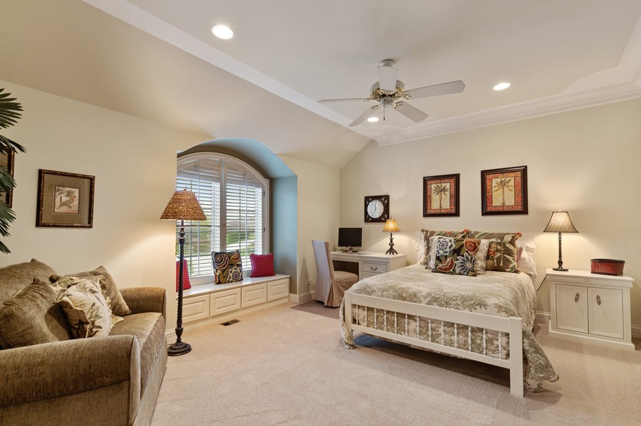 Real Estate Photography - 29040 N. Spoon Court, Mundelein, IL, 60060 - 4th bedroom