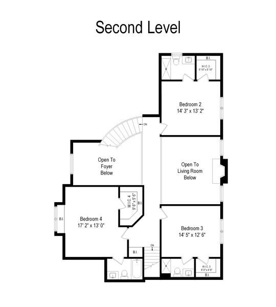 Real Estate Photography - 29040 N. Spoon Court, Mundelein, IL, 60060 - Floor Plan