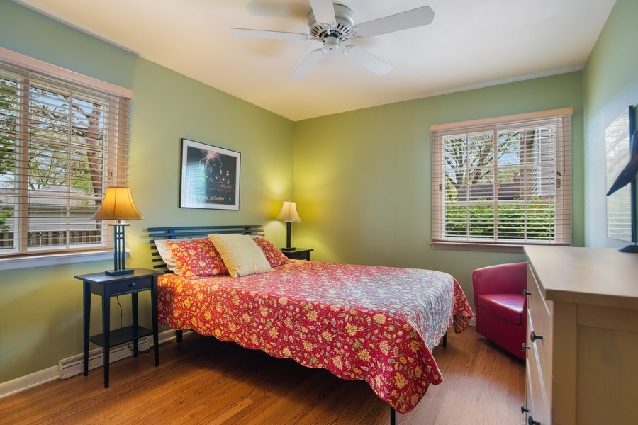 Real Estate Photography - 131 N. Gibbons Avenue, Arlington Heights, IL, 60004 - 2nd Bedroom