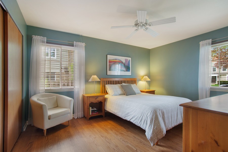 Real Estate Photography - 131 N. Gibbons Avenue, Arlington Heights, IL, 60004 - Master-Bed Room