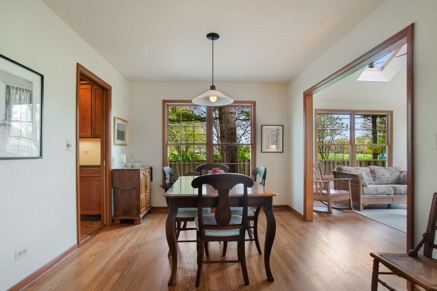 Real Estate Photography - 131 N. Gibbons Avenue, Arlington Heights, IL, 60004 - Dining Room