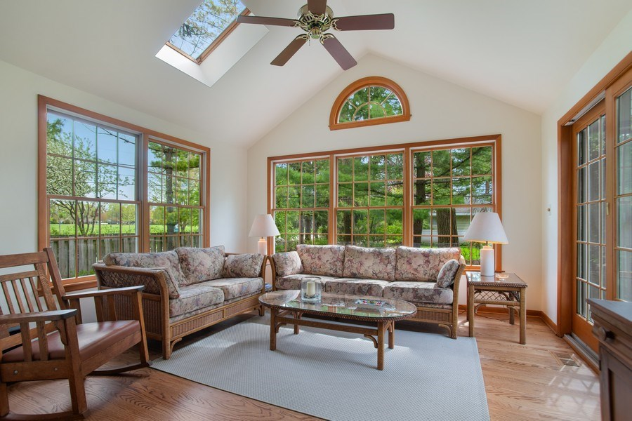Real Estate Photography - 131 N. Gibbons Avenue, Arlington Heights, IL, 60004 - Family Room