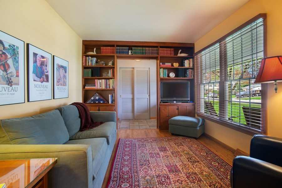 Real Estate Photography - 131 N. Gibbons Avenue, Arlington Heights, IL, 60004 - Den