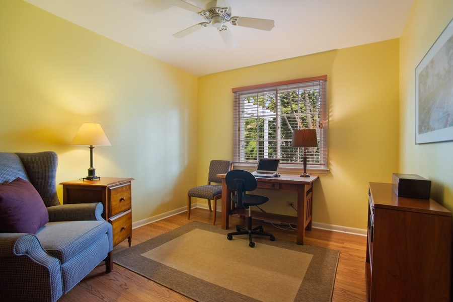 Real Estate Photography - 131 N. Gibbons Avenue, Arlington Heights, IL, 60004 - 3rd Bedroom
