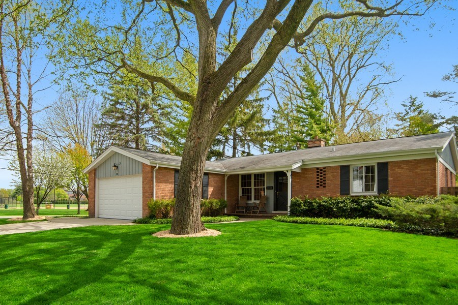 Real Estate Photography - 131 N. Gibbons Avenue, Arlington Heights, IL, 60004 - Front View