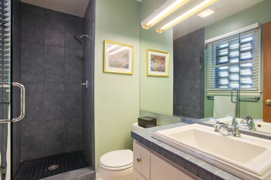 Real Estate Photography - 131 N. Gibbons Avenue, Arlington Heights, IL, 60004 - Master Bathroom