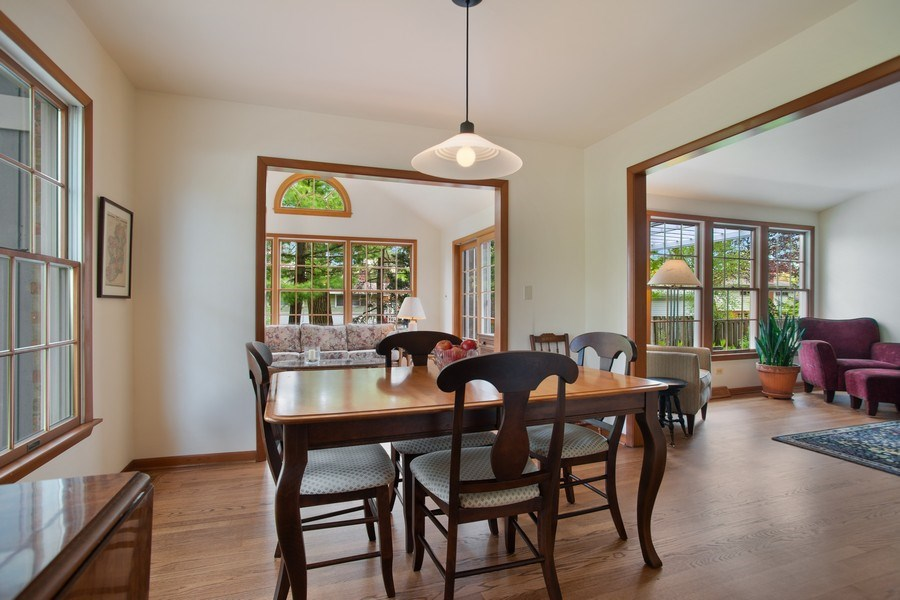 Real Estate Photography - 131 N. Gibbons Avenue, Arlington Heights, IL, 60004 - Open floor plan