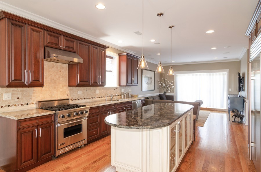 Real Estate Photography - 2620 N. RACINE Avenue, Unit PH, Chicago, IL, 60614 - Kitchen
