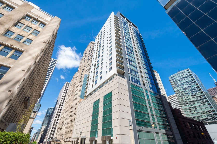Real Estate Photography - 160 E. ILLINOIS Street, Unit 1903, Chicago, IL, 60611 - Front View