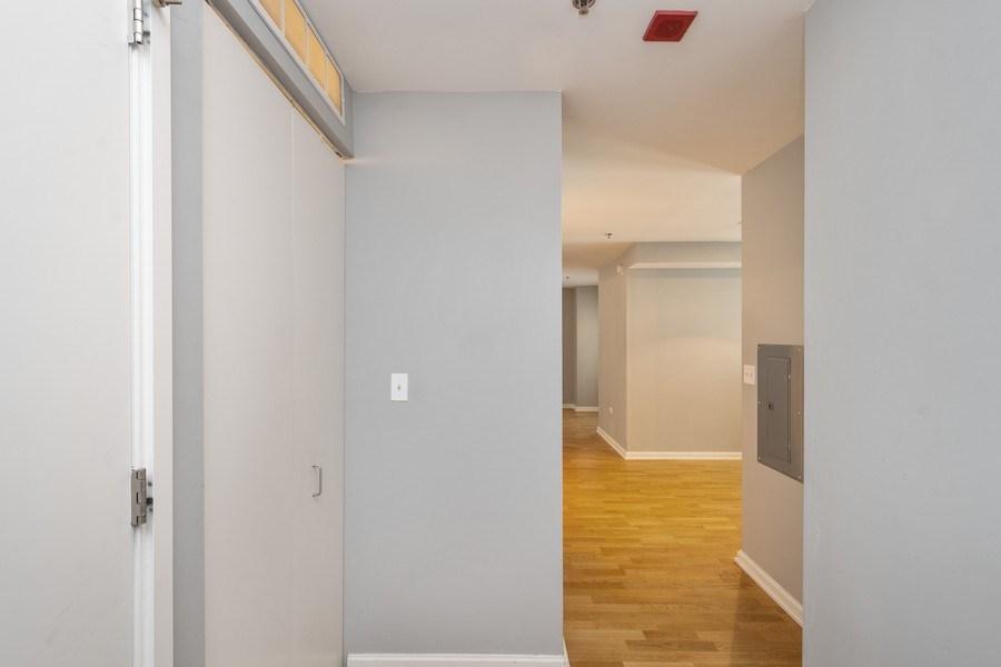 Real Estate Photography - 160 E. ILLINOIS Street, Unit 1903, Chicago, IL, 60611 - Hallway