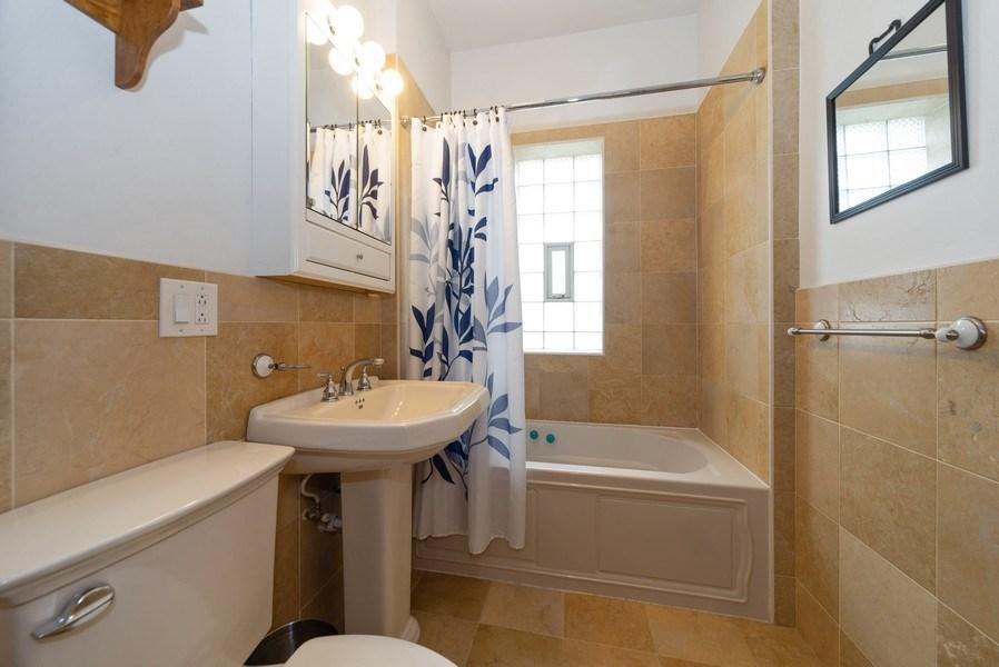 Real Estate Photography - 2416 N. Fairfield Avenue, Unit 2, Chicago, IL, 60647 - Bathroom