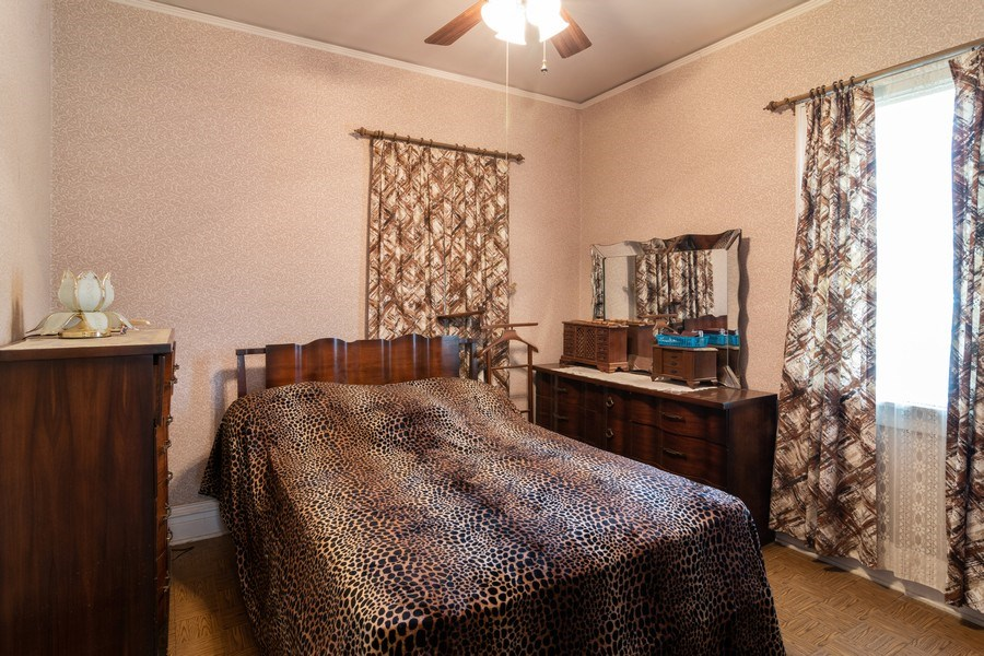 Real Estate Photography - 1312 Circle Avenue, Forest Park, IL, 60130 - 2nd Bedroom