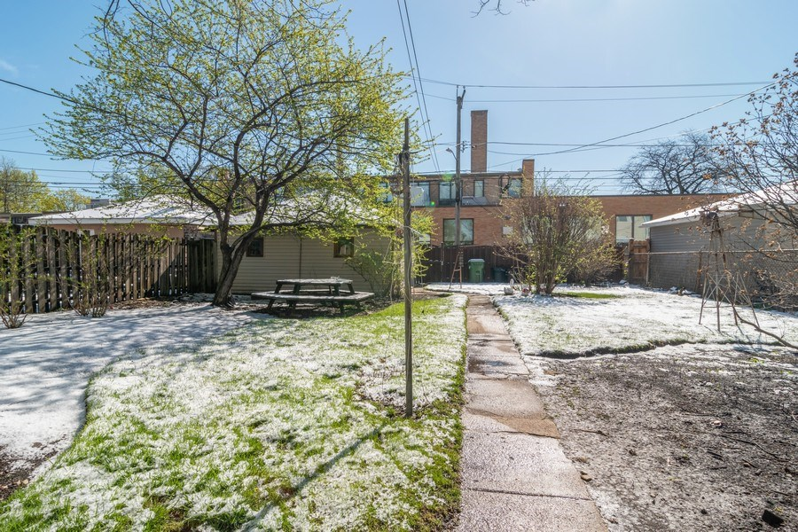Real Estate Photography - 1312 Circle Avenue, Forest Park, IL, 60130 - Back Yard