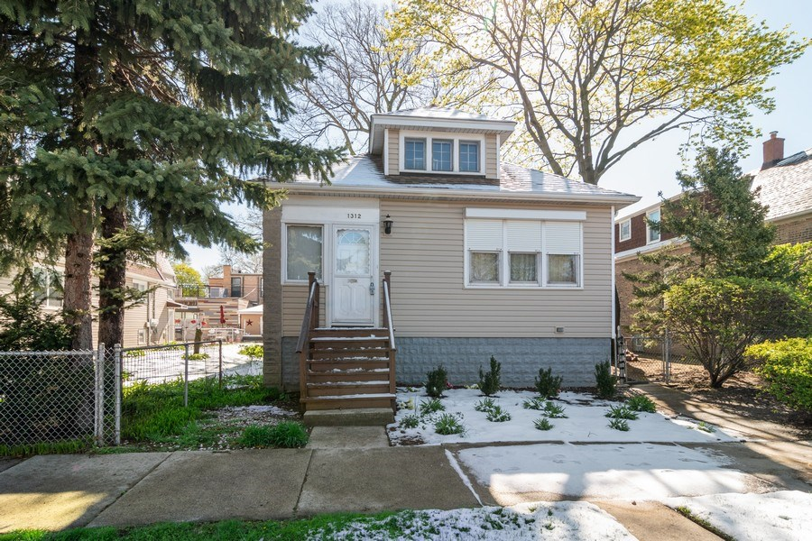 Real Estate Photography - 1312 Circle Avenue, Forest Park, IL, 60130 - Front View