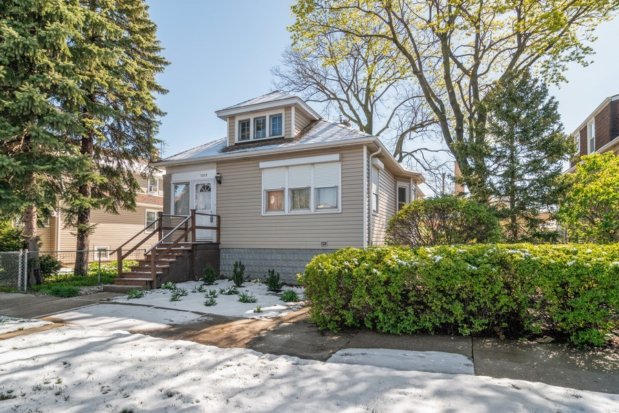 Real Estate Photography - 1312 Circle Avenue, Forest Park, IL, 60130 - Side View