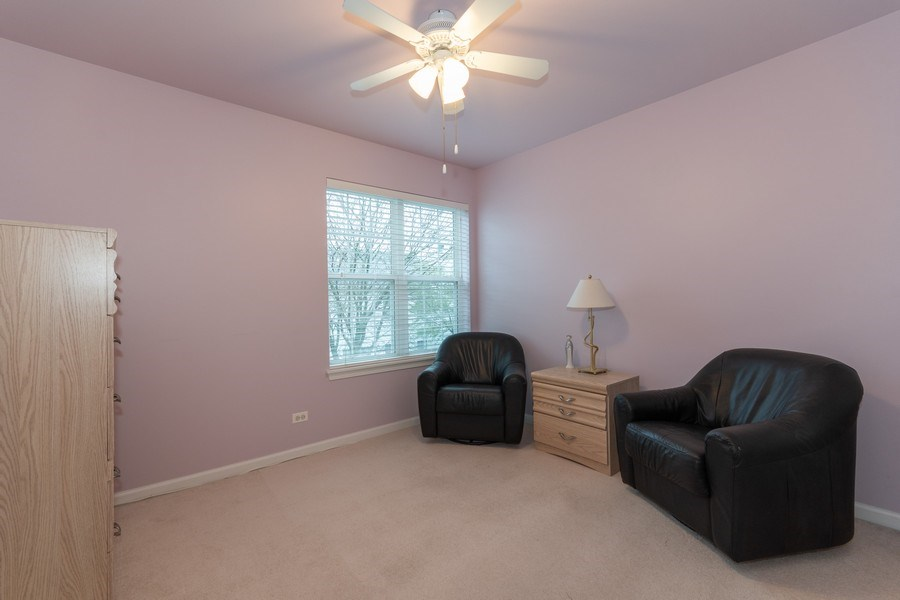 Real Estate Photography - 2759 Borkshire Ln, Aurora, IL, 60502 - 2nd Bedroom