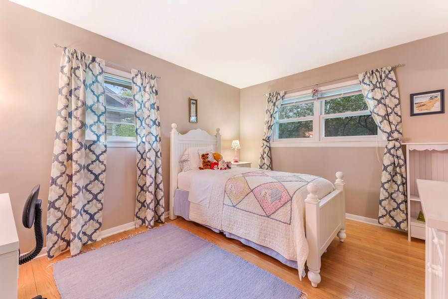 Real Estate Photography - 409 E. HILLSIDE Road, Naperville, IL, 60540 - 2nd Bedroom
