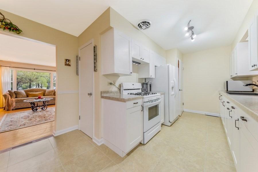 Real Estate Photography - 409 E. HILLSIDE Road, Naperville, IL, 60540 - Kitchen
