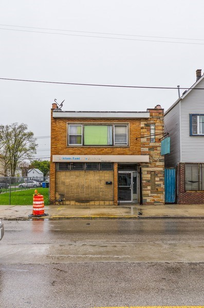 Real Estate Photography - 5256 Ashland Ave, Chicago, IL, 60609 - Front View