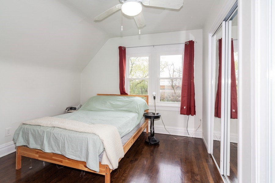 Real Estate Photography - 620 Maple Avenue, Downers Grove, IL, 60515 - 2nd Bedroom