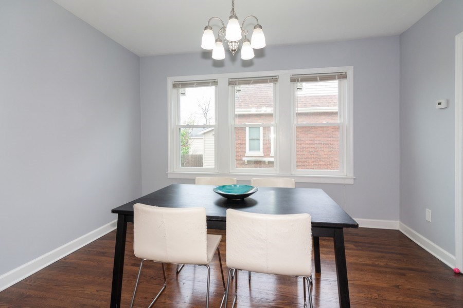 Real Estate Photography - 620 Maple Avenue, Downers Grove, IL, 60515 - Dining Area