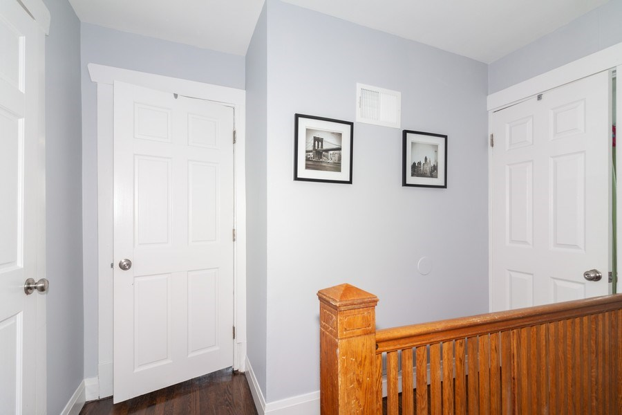 Real Estate Photography - 620 Maple Avenue, Downers Grove, IL, 60515 - Hallway