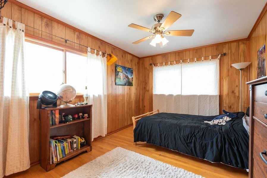 Real Estate Photography - 1754 Richfield Avenue, Highland Park, IL, 60035 - 2nd Bedroom