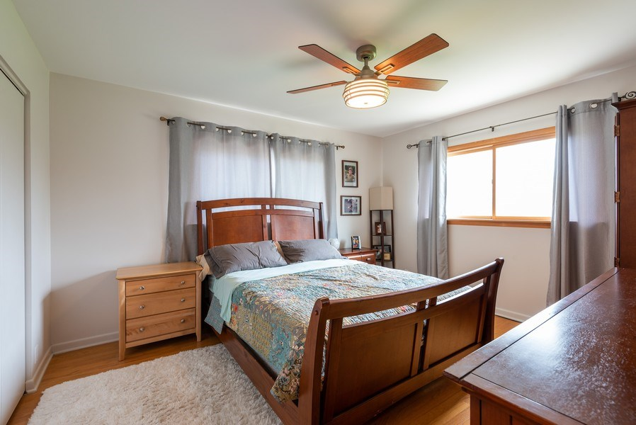 Real Estate Photography - 1754 Richfield Avenue, Highland Park, IL, 60035 - Bedroom